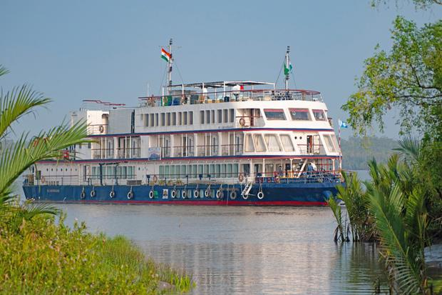 MV Mahabaahu cruise ship
