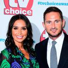 Christine Bleakley and Frank Lampard attending the TV Choice Awards 2017 held at The Dorchester Hotel, London.