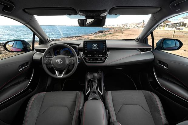 Undated Handout Photo of the new 2019 Toyota Corolla. See PA Feature MOTORING Road Test. Picture credit should read: Handout/PA. WARNING: This picture must only be used to accompany PA Feature MOTORING Road Test.