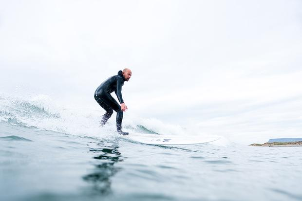 SURF'S UP: The Strandhill Surf Experience