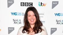 Lisa McGee attends the Writers' Guild Awards 2020 at Royal College Of Physicians in January.