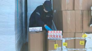 Officers seize £3m of illegal cigarettes