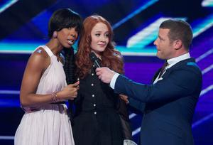 Janet Devlin on X Factor