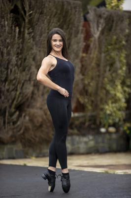 TWINKLE TOES: Lynsey Smyth