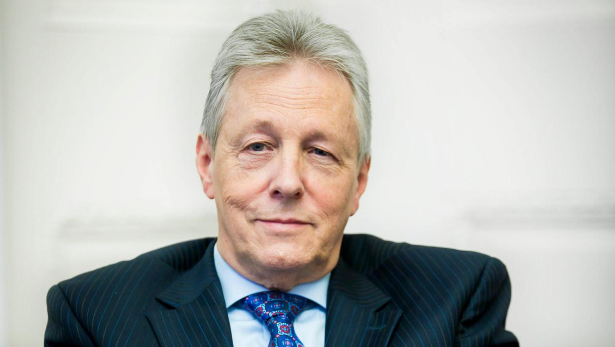 Peter Robinson hits out at 'border poll deniers' urging unionists to prepare for referendum