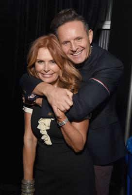 Roma Downey and Mark Burnett.