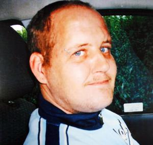 Mark 'Judge' Gourley (36) was secretly buried. Credit: Pacemaker