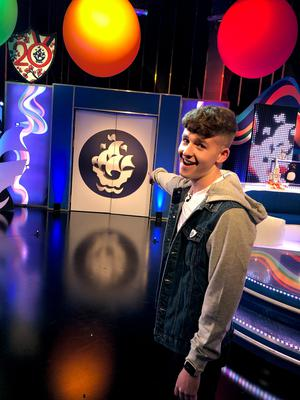 Adam Beales is a host on the BBC Blue Peter programme