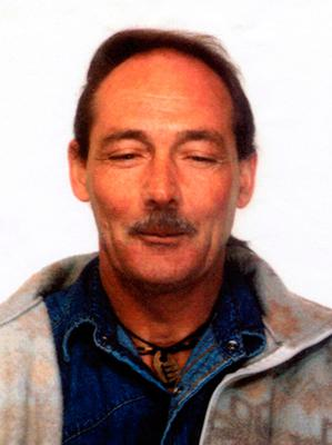 Undated file photo of Raymond Hewlett, taken in 1995, in Milan.