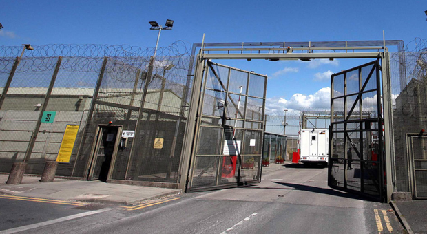 Maghaberry Prison where a young man has died while in custody