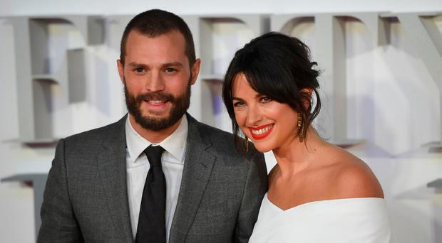 Image result for amelia warner jamie dornan 2019