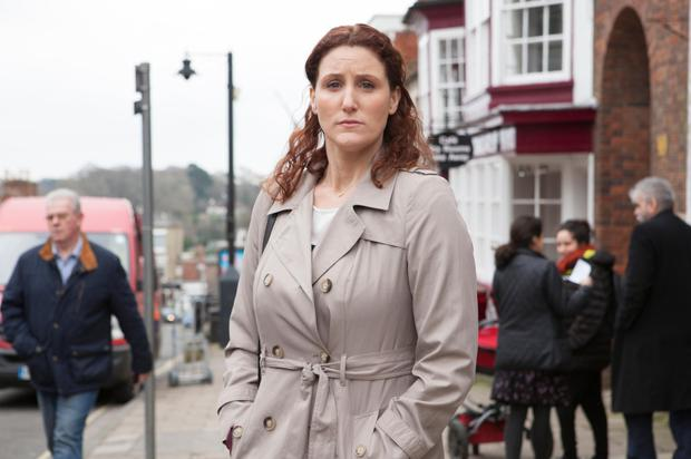 Pictured: BRONAGH WAUGH as Jessica Reid. This photograph is (C) iTV and can only be reproduced for editorial purposes directly in connection with the programme or event mentioned above. Onc