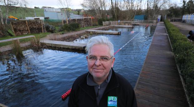 Ian Conroy owner of Wild Water Armagh. (Photo by Colm O'Reilly,Sunday Life 09-02-2019)