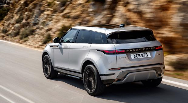 New Range Rover >> Evo Slick All New Range Rover Evoque Is Put To The Test