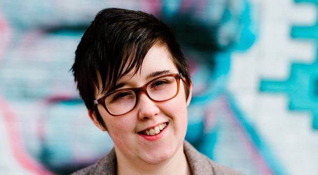 Journalist Lyra McKee was shot dead during riots in the Creggan area of Derry
