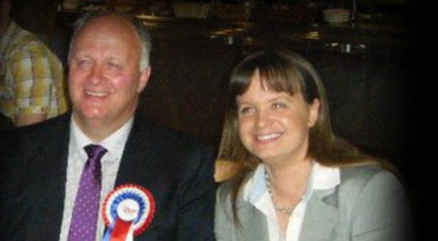 David Simpson and Louise Templeton - 2010