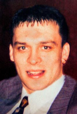 Richard Caldwell who was stabbed to death on the Antrim Road in North Belfast.