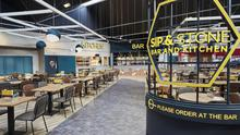Sip & Stone at Belfast International Airport