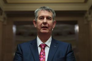 Democratic Unionist Party MLA Edwin Poots