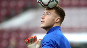 Northern Ireland goalkeeper Bailey Peacock-Farrell has come in for criticism at Sheffield Wednesday