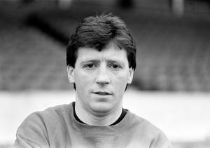 Roddy Collins during his playing days