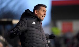 Stephen Baxter saw his side scrape to a 1-0 win at Milltown