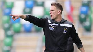 Dean Shiels admits he couldn't resist the opportunity to join Rangers despite the club being in the Scottish Third Division