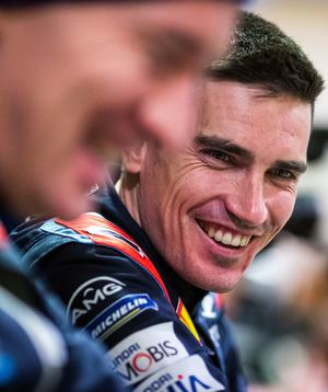 Local rally driver Craig Breen, who is hoping for a World Rally in Northern Ireland in 2021