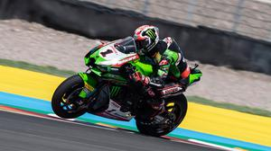 Jonathan Rea won't give up in his bid for a seventh straight world crown