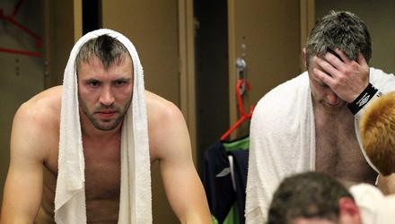 I was exhausted and in desperate need of water after I played in Northern Ireland's match against Turkey in 2010