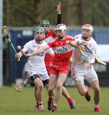 Could Ulster rivals band together to help the province have a say at the top of hurling?