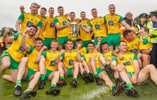 Defending Ulster champions Donegal