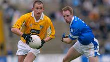 Antrim ace Kevin Madden