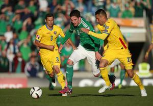 Northern Ireland's clash with Romania could move to a neutral venue