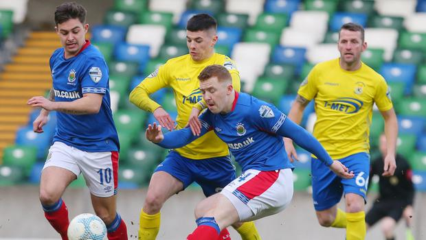 Could Linfield and Dungannon Swifts be playing summer football soon?