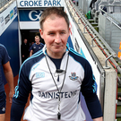 Dubs manager Jim Gavin