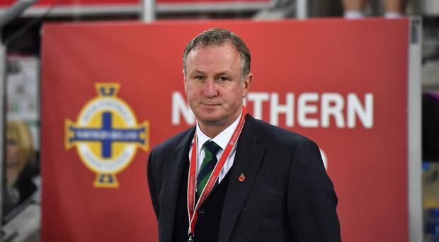 Staying: Michael O'Neill