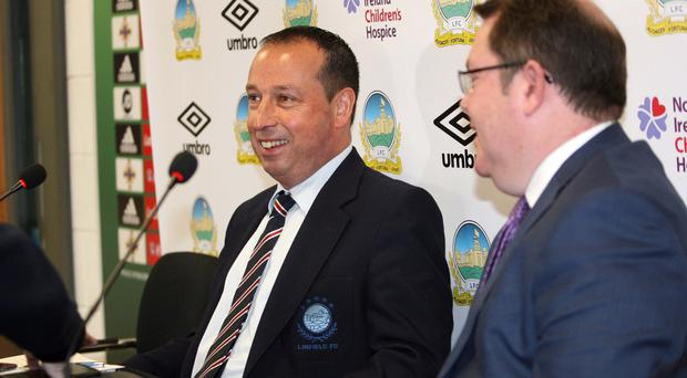 Linfield chairman Roy McGivern is among the advocates of a May to February season in the Irish League.