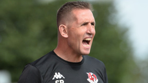BOTTLE STATIONS: Stephen Baxter is excited by Crusaders' potential this season