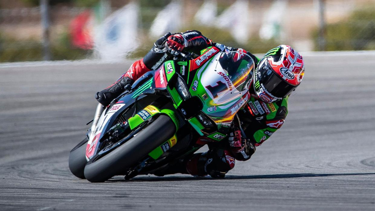 Jonathan Rea ready to deliver in 'uphill challenge' as World Superbike  title race hots up - BelfastTelegraph.co.uk