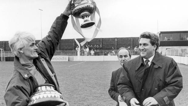 Mervyn Bell gets to grips with the Steel & Sons Cup