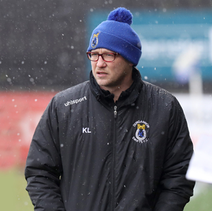 HAT TIP: Kris Lindsay says staying in the Premiership is Dungannon's main target