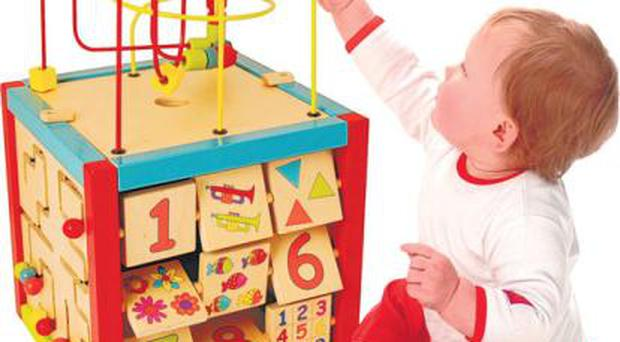 The new baby store will sell baby, children, maternity and parenting products.