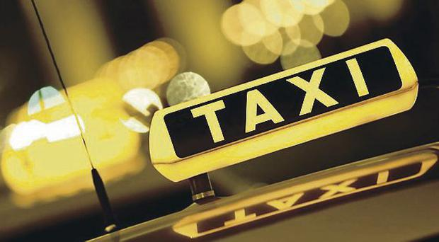 Taxis in Belfast will be allowed to stop on the street and pick up fares