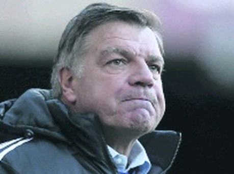 West Ham United look set to part company with Sam Allardyce