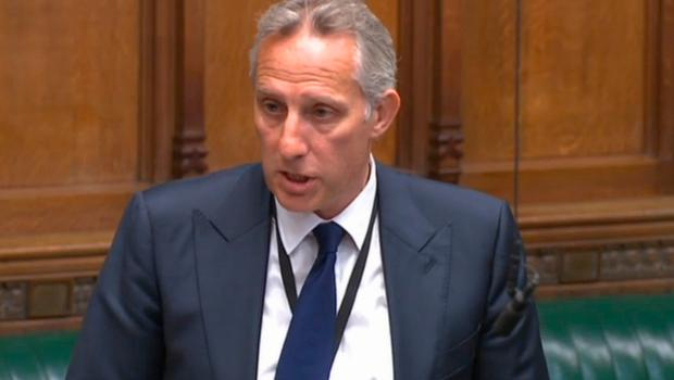 DUP MP Ian Paisley apologising to the House of Commons in London for failing to register two family holidays funded by the Sri Lankan government, which he previously estimated was worth £50,000. PRESS ASSOCIATION Photo. Picture date: Thursday July 19, 2018. He faces a 30-day suspension after it was recommended by the parliamentary watchdog. Photo credit should read: PA Wire