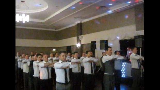 Awesome Irish Dance at Belfast wedding