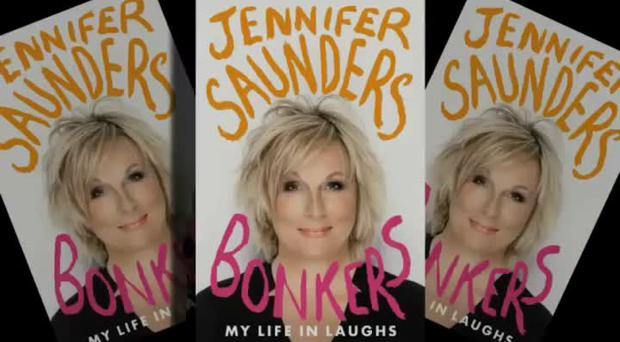 Jennifer Saunders shares some of her most entertaining life stories