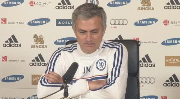 Jose Mourinho says he wants at least a decade at Stamford Bridge