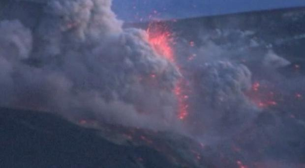 Iceland Had Issued A Red Alert To The Aviation Industry For The Bardarbunga Volcano